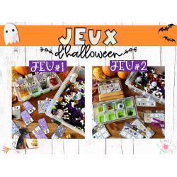 Jeux d'Halloween pour les tout-petits
