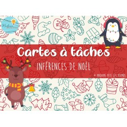 CAT - Inférences de Noël (Cycle 2-3)