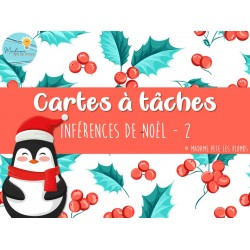 CAT - Inférences de Noël (2) - Cycle 2 & 3