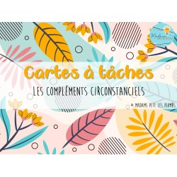 CAT - Les compléments circonstanciels/de phrase