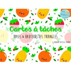 CAT - Bases & hauteurs des triangles