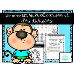 Cahier des multiplications -divisions 2 cycle