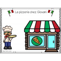 La pizzeria chez Giovani