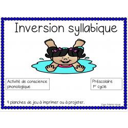 inversion syllabique