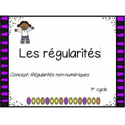 Quelle est la régularité ?