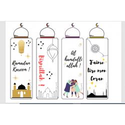 Marque-page et signets  islamique Ramadan