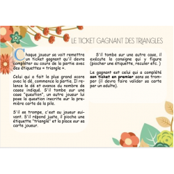 Le ticket gagnant des triangles