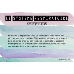 Morpion du système respiratoire