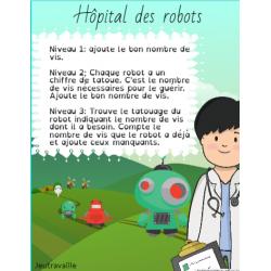 L'hôpital  des robots