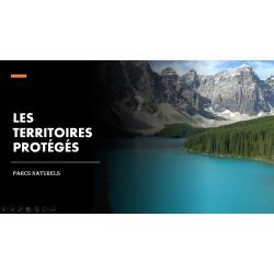 PowerPoint sur les territoires protégés