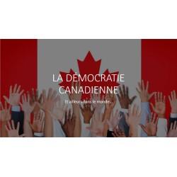 La démocratie canadienne
