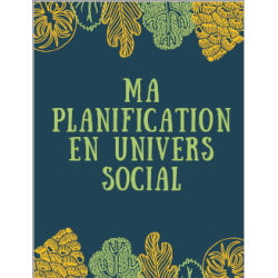 Planification en univers social