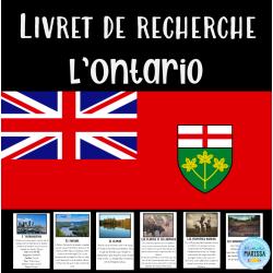 Livret de recherche Canada: L'Ontario