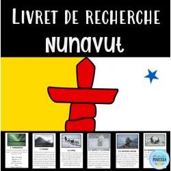 Livret de recherche Canada: Nunavut