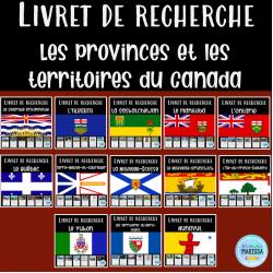ENSEMBLE Livrets de recherche Canada + projet