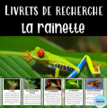 ENSEMBLE Les reptiles et amphibiens (recherche)