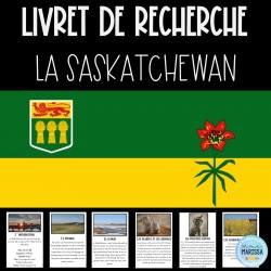 Livret de recherche Canada: La Saskatchewan