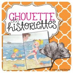 """HISTORIETTE """"A la mer"""""""