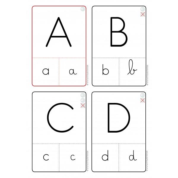 Fichier alphabet