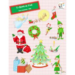 Cliparts de Noël