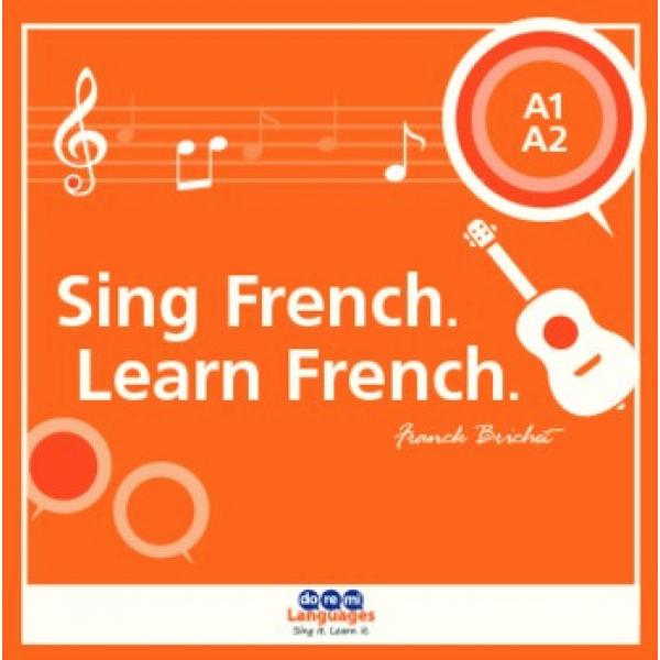 14 chansons pour apprendre le français