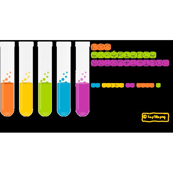 Expérience scientifique - La lampe de lave