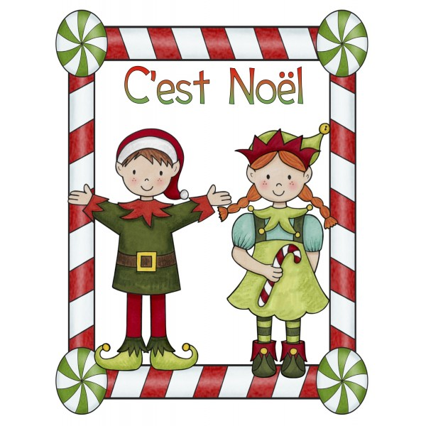 Noël page présentation