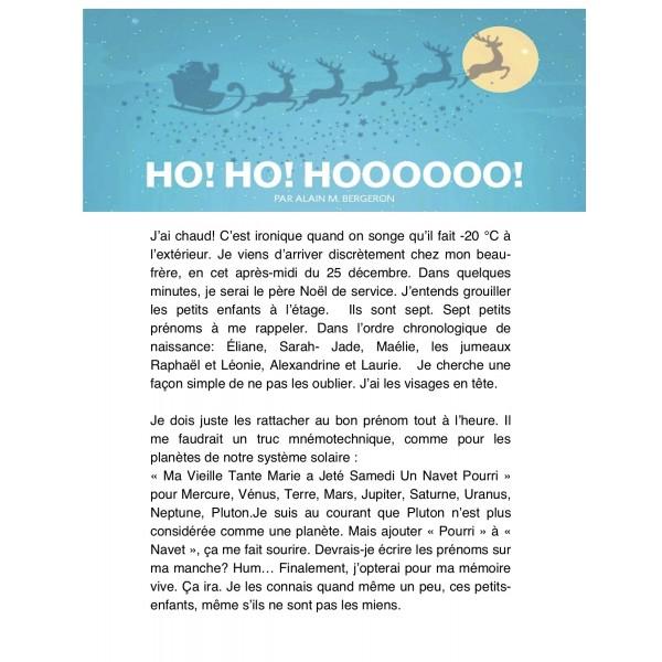 Compréhension de texte Noël