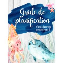 Guide planification ÉDUCATRICE