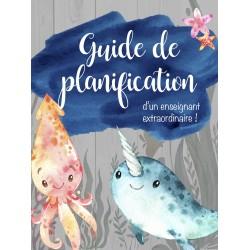 Guide de planification PRÉSCOLAIRE CSTL