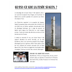 Lecture SpaceX