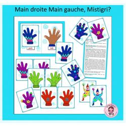 Main droite, main gauche, Mistigri?