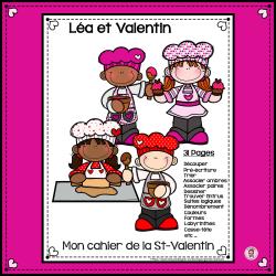 Activités avec Léa et Valentin