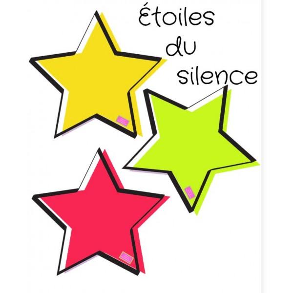 Étoiles du silence