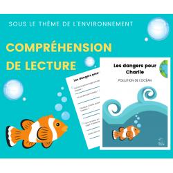 Compréhension de lecture - 2e cycle EAU
