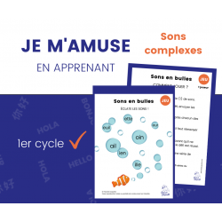 JEU Sons complexes 1er cycle