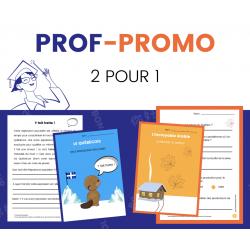 PROMO-PROF Compréhensions de lecture