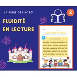 Fluidité en Lecture - 2e année primaire
