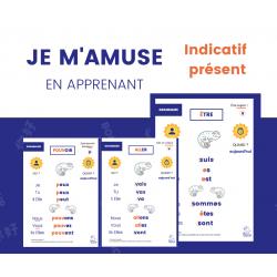 Aide-Mémoire Conjugaison Indicatif Présent