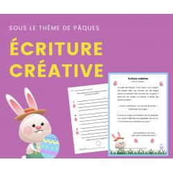 Situation d'Écriture - Écriture Créative Pâques