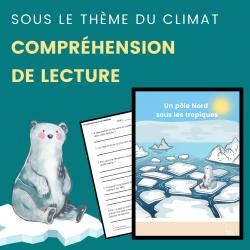 Compréhension de Lecture CLIMAT - Texte Narratif