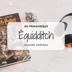 Équidditch - Jeu de mathématiques