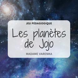 Les planètes de Jojo