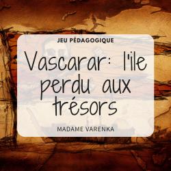Vascarar: l'île perdue aux trésors