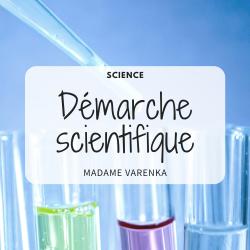 Démarche scientifique