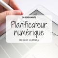 Planificateur numérique pour iPad