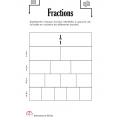 Bandes de fractions