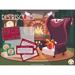 Des biscuits aux virgules