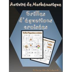 Grilles Équations Croisées
