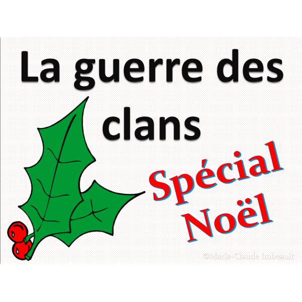 Guerre des Clans Spécial Noël